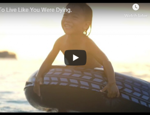 To Live Like You Were Dying